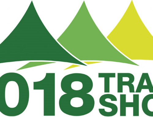 Flexseal attend C&W Berry Trade Show 2018