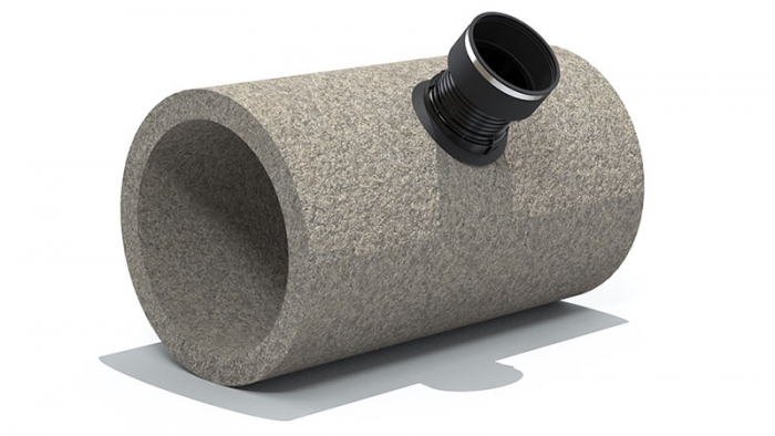 Saddles For Concrete Clay Pipe Flexseal